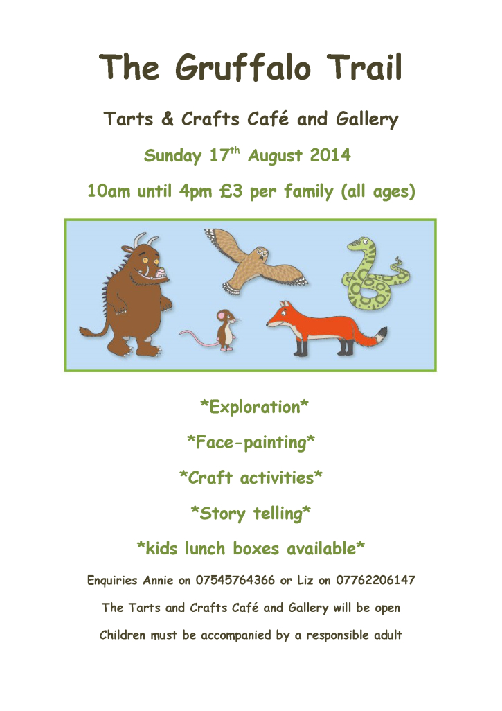 POSTER The Gruffalo Trail-001